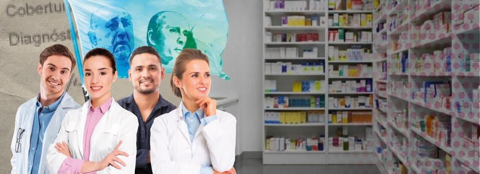 IHoy, más que nunca, sentimos el orgullo de ser empleadas y empleados de farmacia